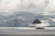 Antartica and Ship