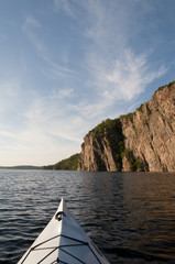 Bon Echo Cliffs