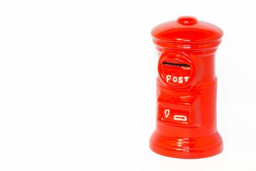 Pillar-box