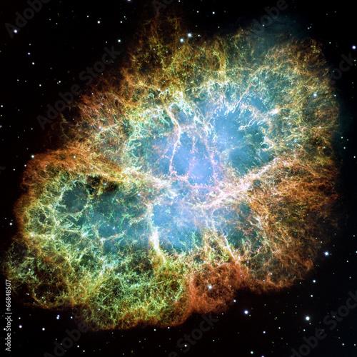 Zdjęcia na płótnie, fototapety, obrazy : Crab Nebula