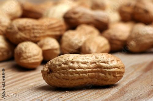 Keuken foto achterwand Boodschappen Erdnuss