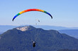 paraglider in the Alps - 66850936