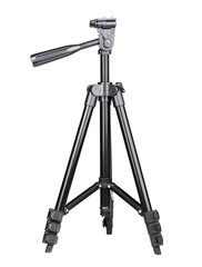 Photo-tripod on white