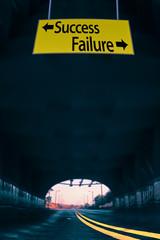 Success Failure, Concept
