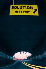 Solution Next Exit Concept