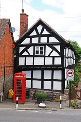 Timbered building, Pembridge © Arena Photo UK