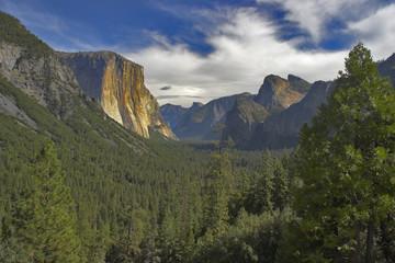 Grandiose landscape.