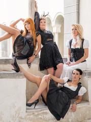 Almsünde (Sibylle Göres, Kathi; Simone P., Ulrike Zeber)