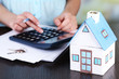 Counting property prices