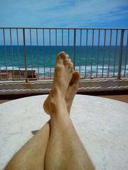 Relax sobre el mar