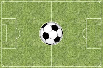 Fussballfeld, Fussball, Bundesliga