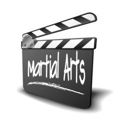 Clapper Board Martial Arts