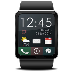 Smartwatch Home