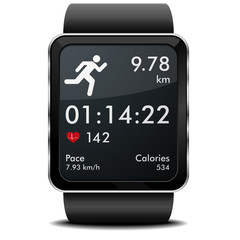 Smartwatch run Fitness