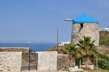 Sifnos - cyclades - Kastro