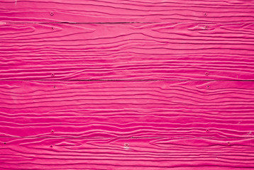 Magenta Wood Background/ Texture