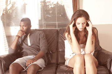 Couple stress and relationship issues