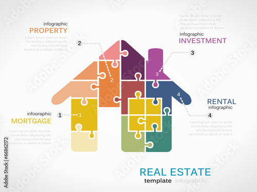 Real estate infographics - 66862172