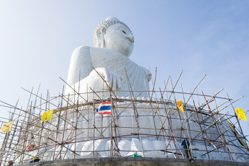 BigBuddha at Naga hills
