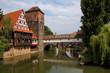 Weinstadel, Henkerssteg, Wasserturm Nürnberg