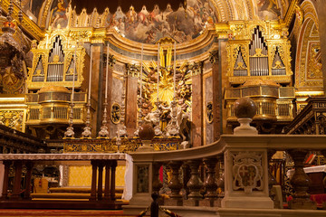 St Johns Co-Cathedral, Malta