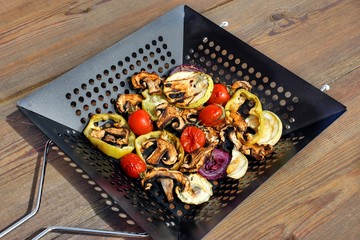 Grilled Vegetables Mix