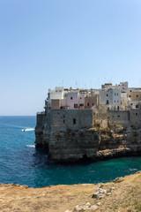 Italy, Apulia, Polignano a Mare.