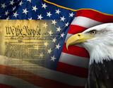 Patriotic Symbols - United States of America - 66870300