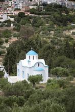 Kapelle auf Karpathos, Griechenland