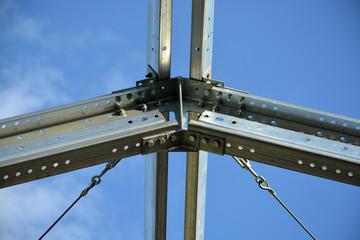 estructura metalica para techos