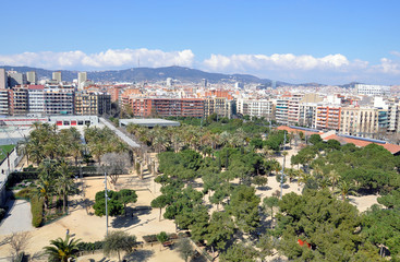Views of Barcelona. Spain