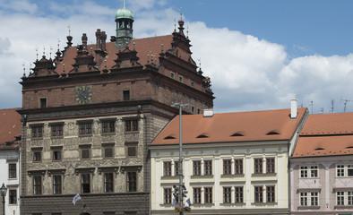 Pilsen Rathaus