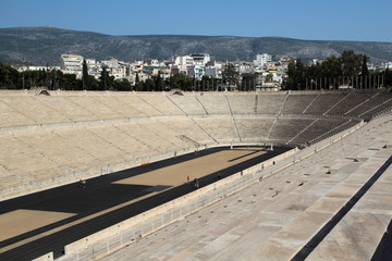 The Panathenaic Stadium, Athens, Greece