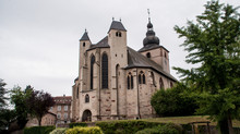 Abbatiale -Sainte Croix