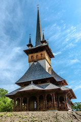 Wood church from Maramures
