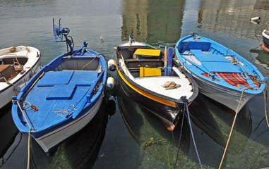 Acciaroli, Cilento - Campania - il porto