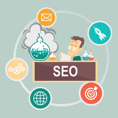 SEO and Infographic