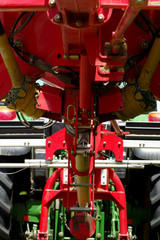 haymaker machine detail