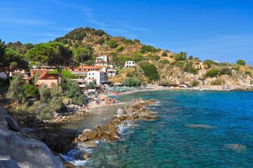 San Andrea village - Elba island