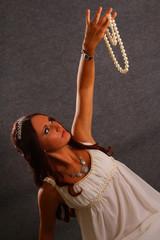 Ancient woman