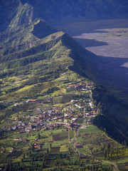 Cemoro Lawang Village, Near Mount Bromo in Java, Indonesia