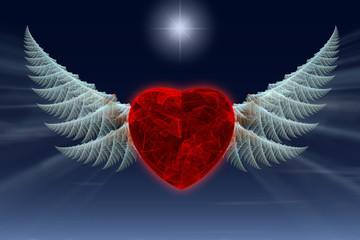 corazon celeste