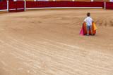 Child on arena