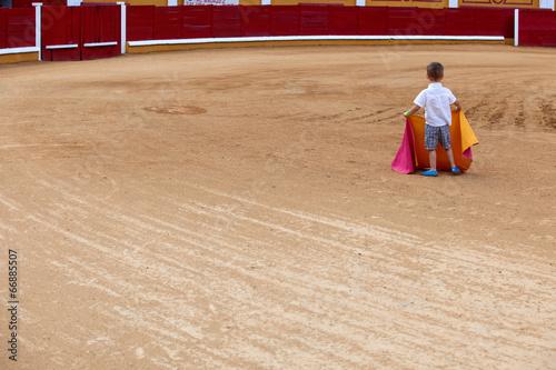 Child on arena - 66885507