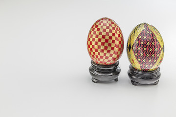 Decorative Painted Eggs