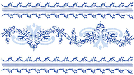 blue lai Patterns
