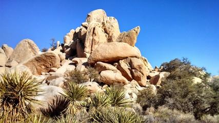 Devil's Punchbowl Rocks