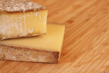 Old french cheese