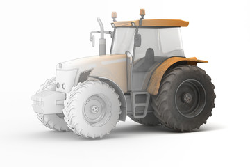 Tractor IV - mix