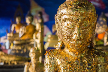 Buddha statue in Thai's temple